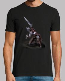 Abyss Watcher - Camiseta manga corta, negro, hombre