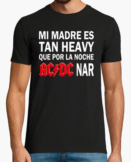 Camiseta AC DCNAR