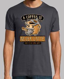 ac of fee never è never latte