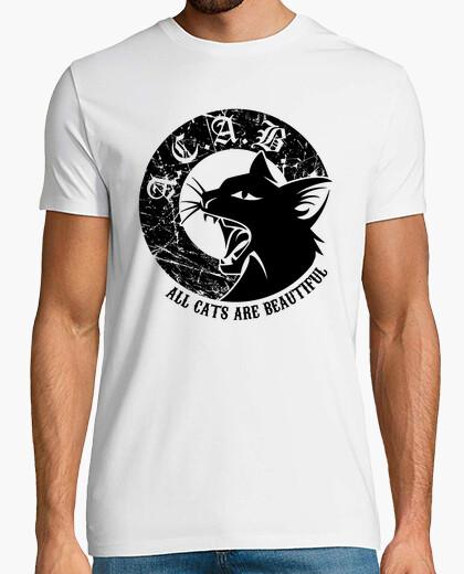 Camiseta ACAB All Cats Are Bautiful