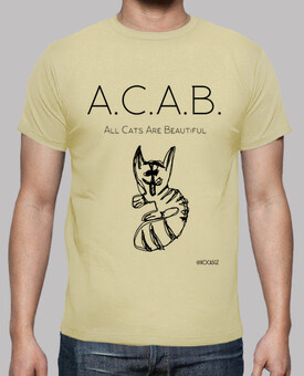 acab - all les chats sont beautiful