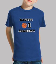 academia de baloncesto