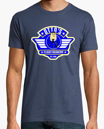 Camiseta academia de vuelo ottos