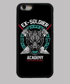 académie ex-soldat