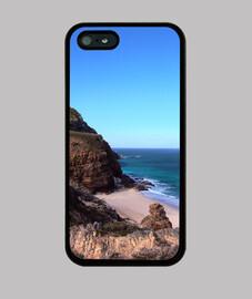 Acantilado - iPhone 5 / 5s, negra