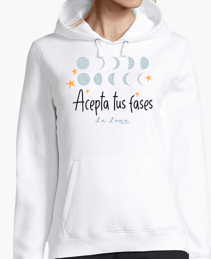 Accept your phases hoodie