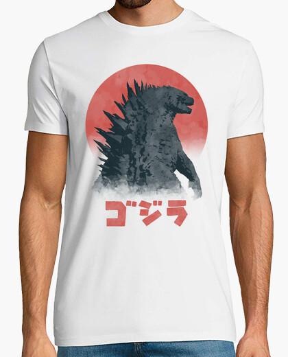 T-shirt accherello kaiju