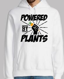 accionado por plantas