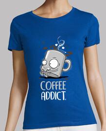accro au café