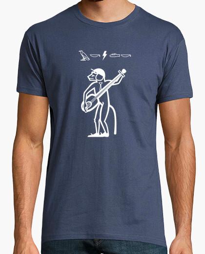 Camiseta ACDC (blanco)