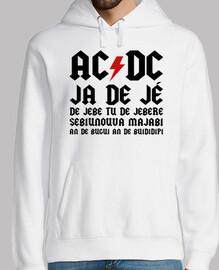 AC/DC (versión Aserejé )