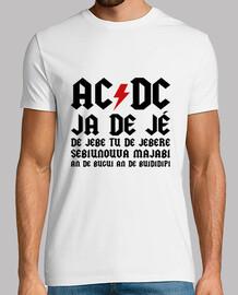 acdc (versione aserejé)