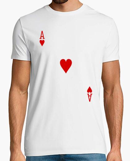 Camiseta Ace Of Hearts