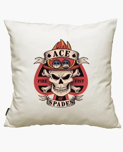 Funda cojín Ace of spades