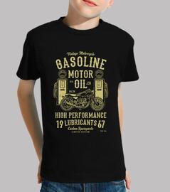 aceite de motor de gasolina