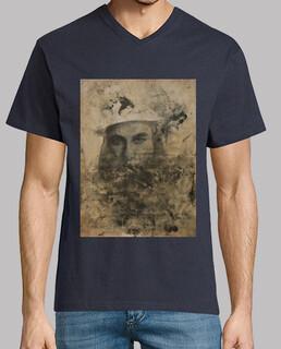 acqua solitario, t-shirt da uomo
