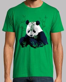 acquerello di panda