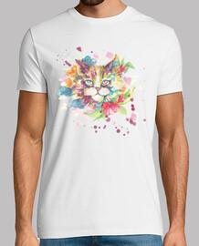 acquerello gatto ii