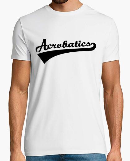 T-shirt acrobazia