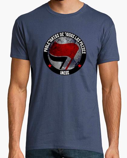 Tee-shirt action antifasciste 2