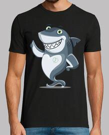 activiste requin