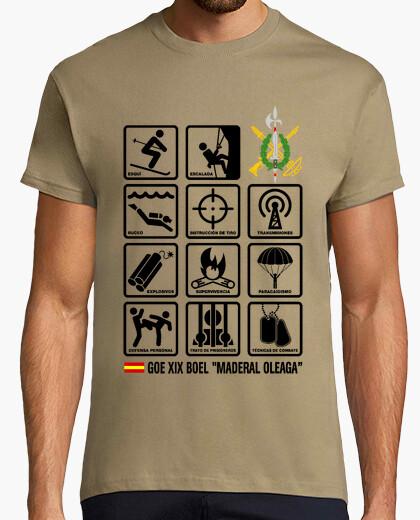Tee-shirt activités boel mod.1