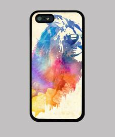 Acuarela Lion - iPhone 5