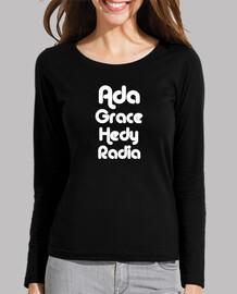Ada, Grace, Hedy & Radia - manga larga