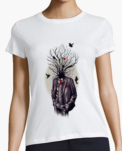 Adams tree t-shirt