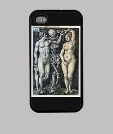 Adán y Eva en el Paraíso