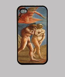 Adán y Eva expulsados - Masaccio