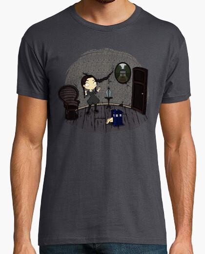 Camiseta addams quién?