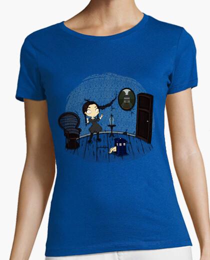 Camiseta Addams Who?