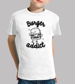 addict burger