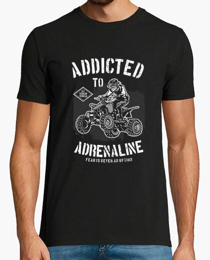 Addicted to adrenaline t-shirt