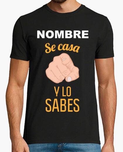 T-shirt addio al celibato nome personalizzato leggere descrizione ** **