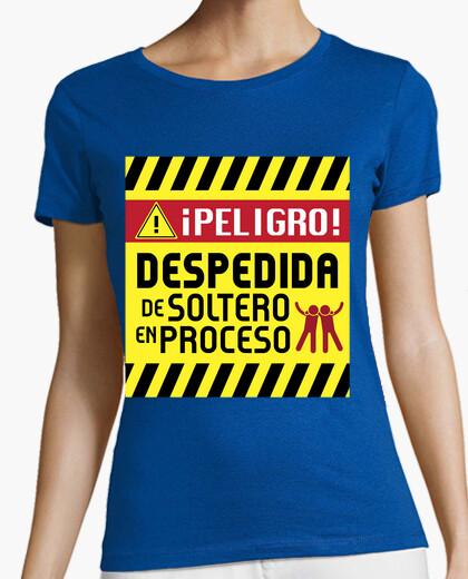 T-shirt addio al celibato pericolo!