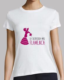 addio singolo ballerina di flamenco