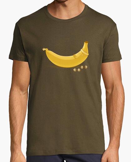 T-shirt addominale