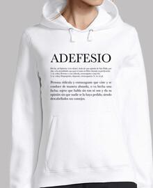 Adefesio 18