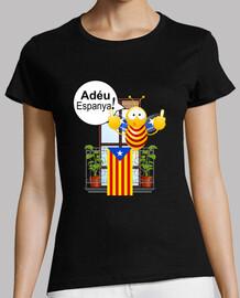ADÉU ESPANYA! noia