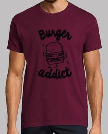 adicto a la hamburguesa