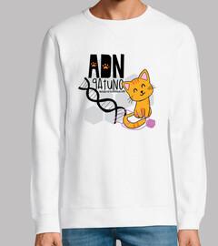 adn gatto o (nero
