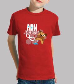 ADN perruno Camiseta niño