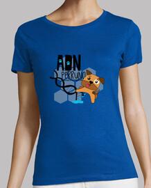 adn perruno t-shirt donna