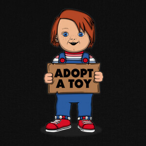 Tee-shirts Adopt a toy
