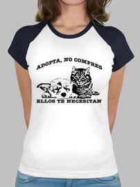 ADOPTA, NO COMPRES
