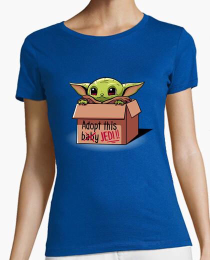 Camiseta Adopta un Jedi