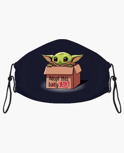 Mascarilla Adopta un Jedi