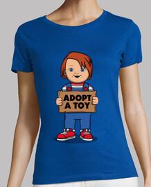 adotta un giocattolo